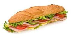 Broodje gekookte ham - Fishtime