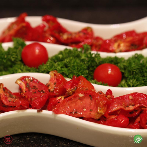 Zongedroogde tomaten - Fishtime
