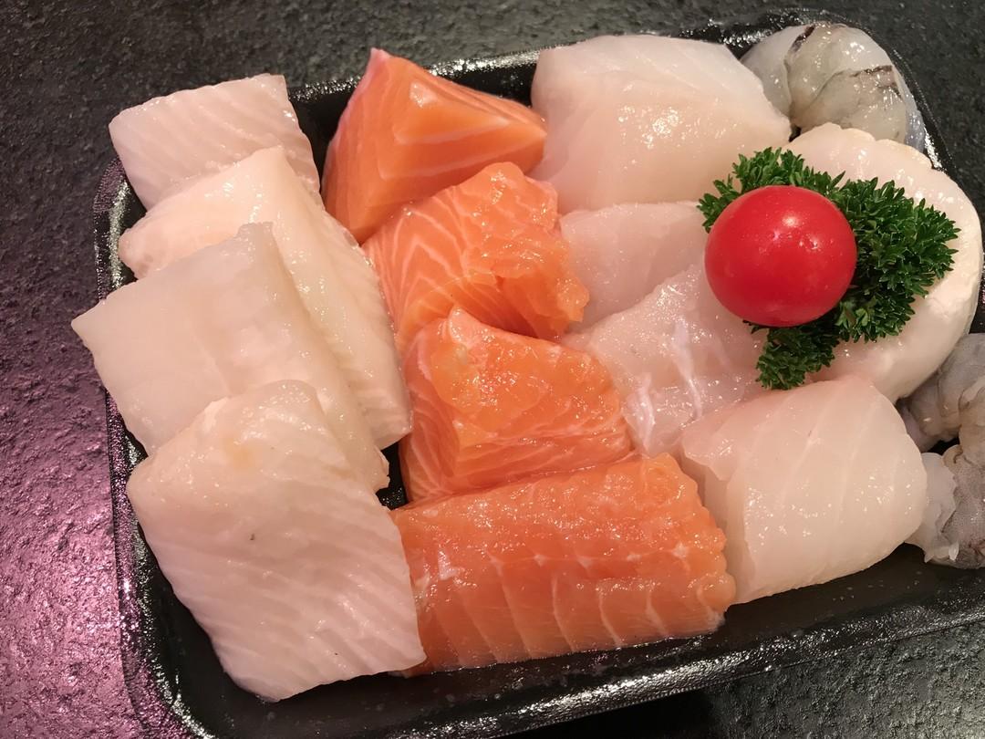 Visfondue - Fishtime