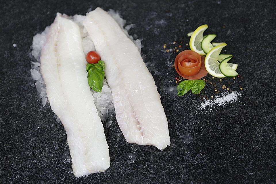 kabeljauwhaasje met vel  - Fishtime