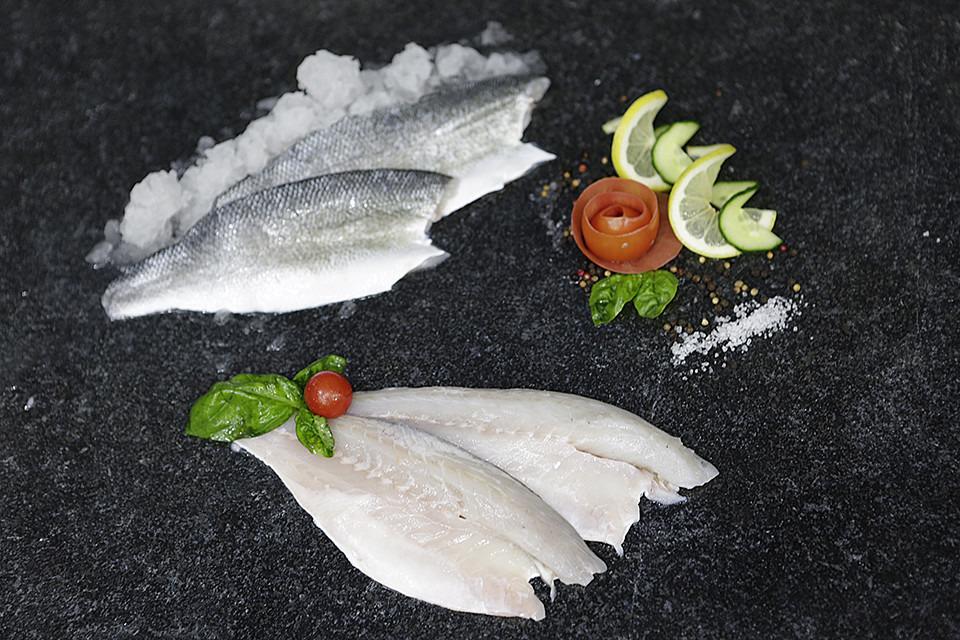 Zeebaars met vel - Fishtime