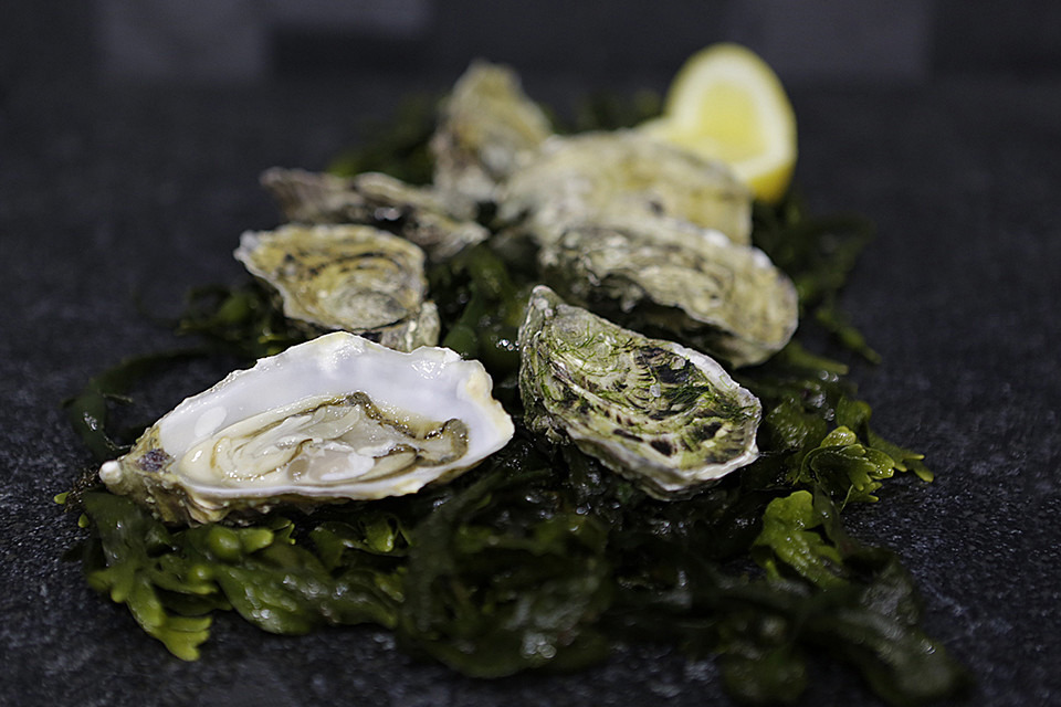 Franse oesters - Fishtime