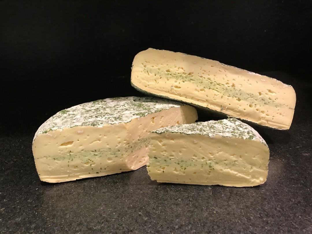 Damse Brie met kruiden - Fishtime