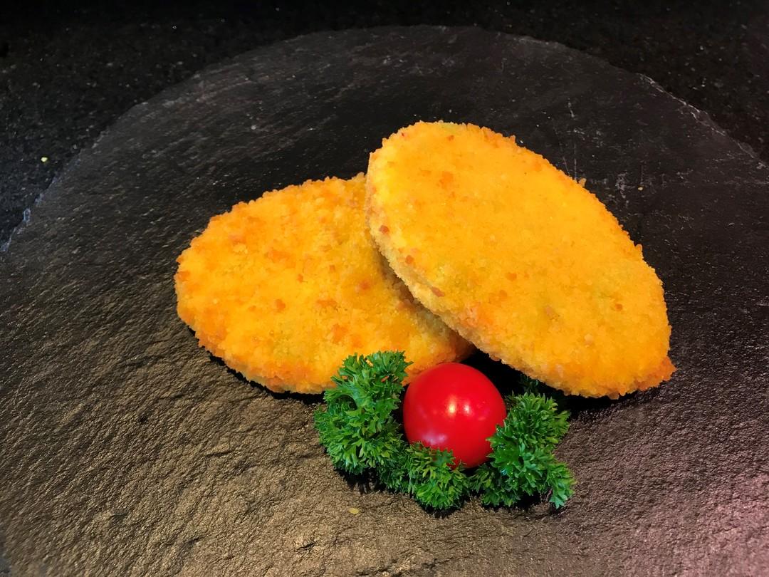 Groentenburger - Fishtime