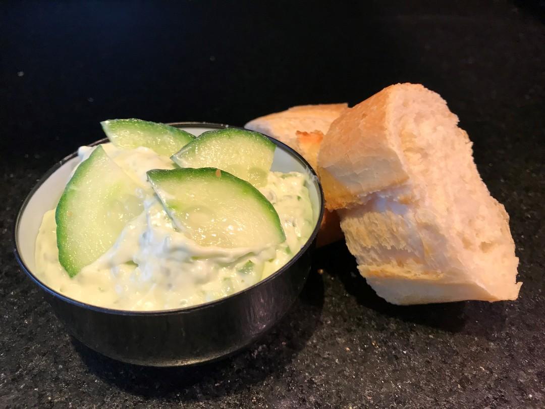 Komkommersalade - Fishtime