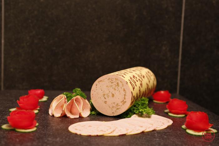 champignonworst - Fishtime