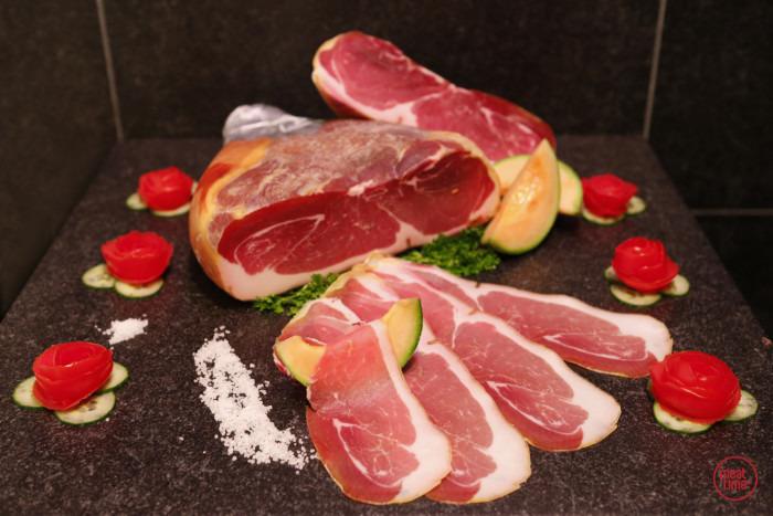 Italiaanse ham - Fishtime