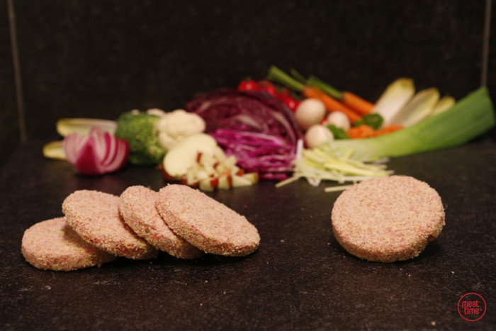 kaasburger - Fishtime