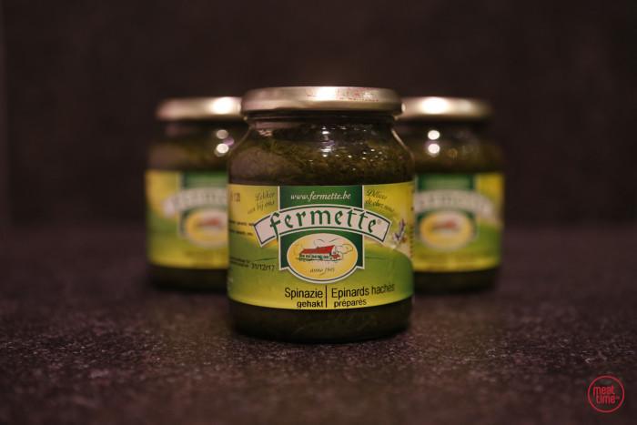 spinazie 370 ml - Fishtime