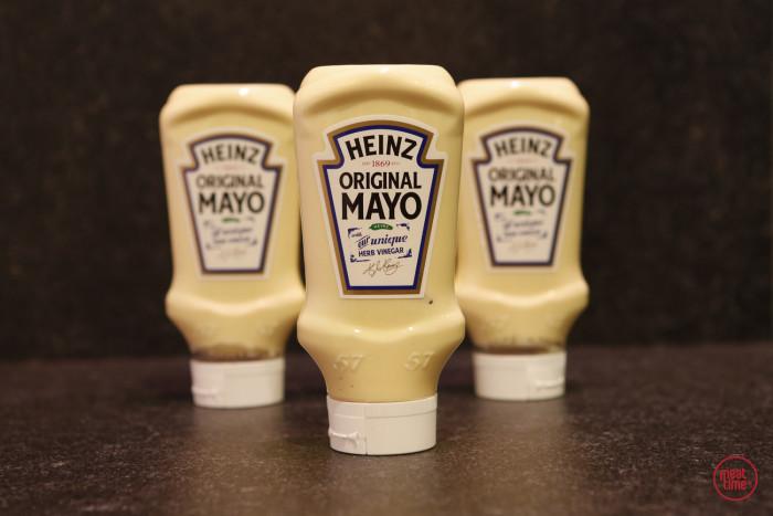 mayonaise heinz 400 ml - Fishtime