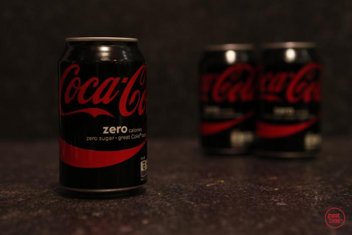 cola zero - Fishtime