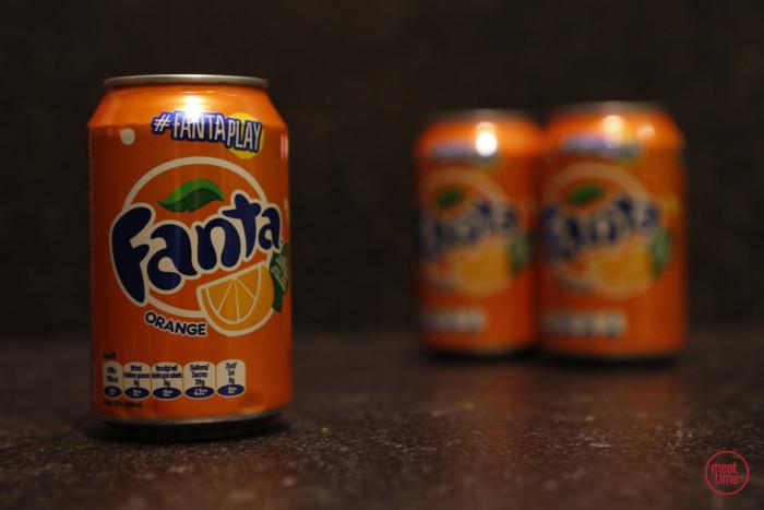 fanta orange - Fishtime