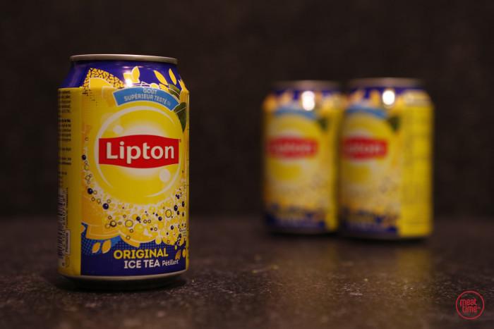 lipton ice tea 33cl - Fishtime