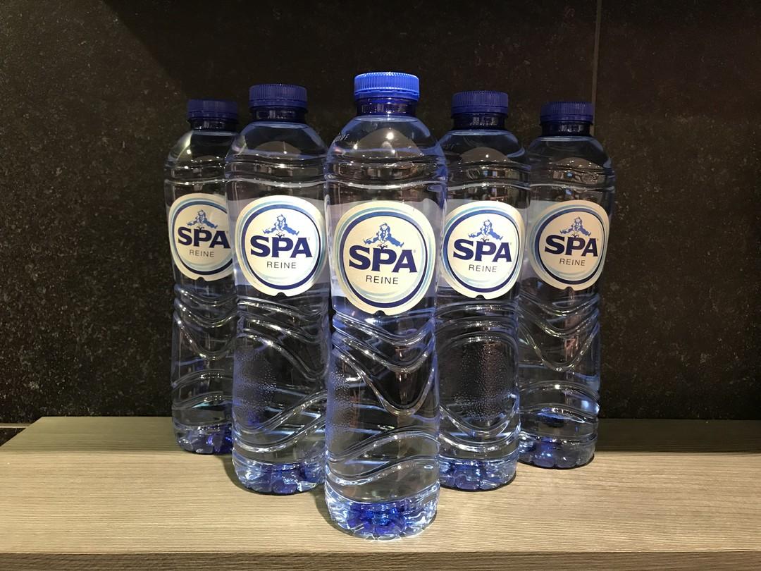 Spa 0,5l plat water - Fishtime