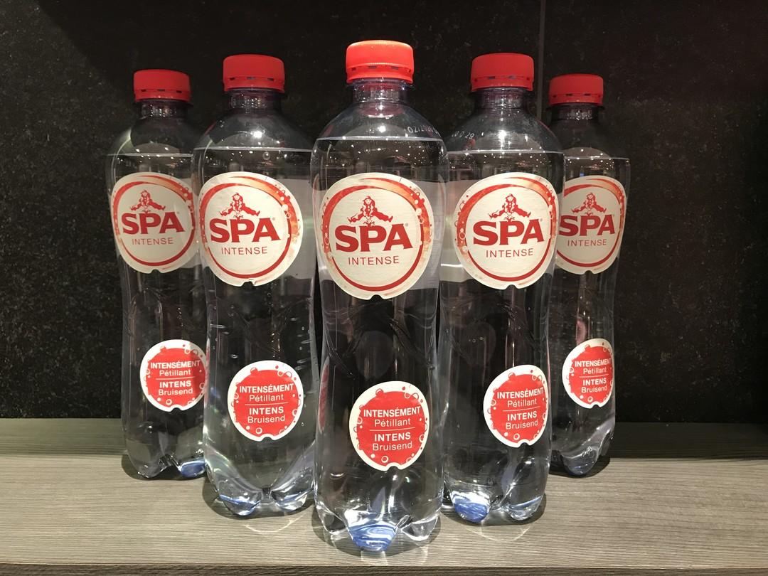 Spa 0,5l bruisend water - Fishtime