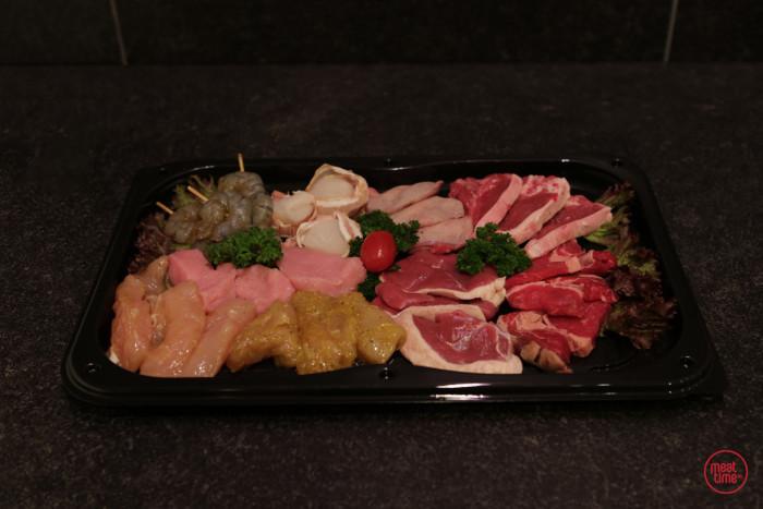 steengril/teppanyaki - Fishtime