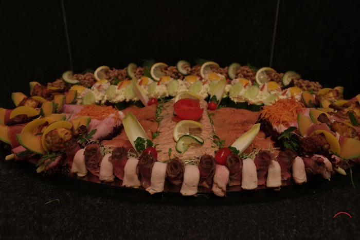 gemengd buffet 4-12 pers - Fishtime