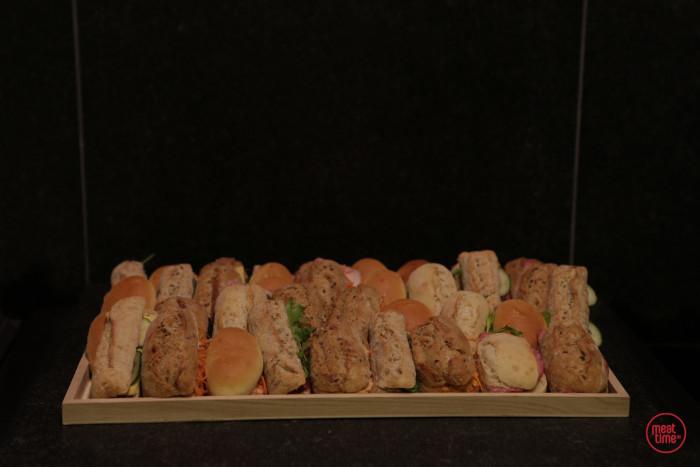 verrassingsbrood mini-broodjes - Fishtime