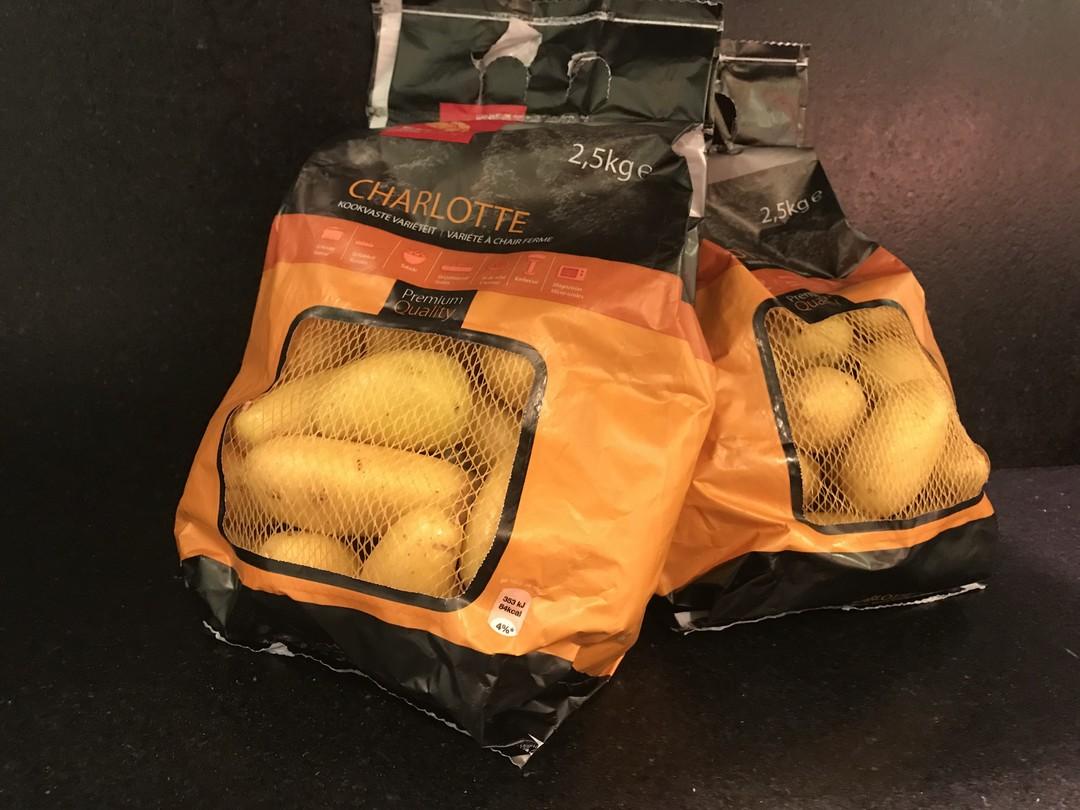 aardappelen 2.5 kg - Fishtime