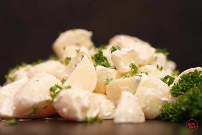 Aardappelsalade  - Fishtime