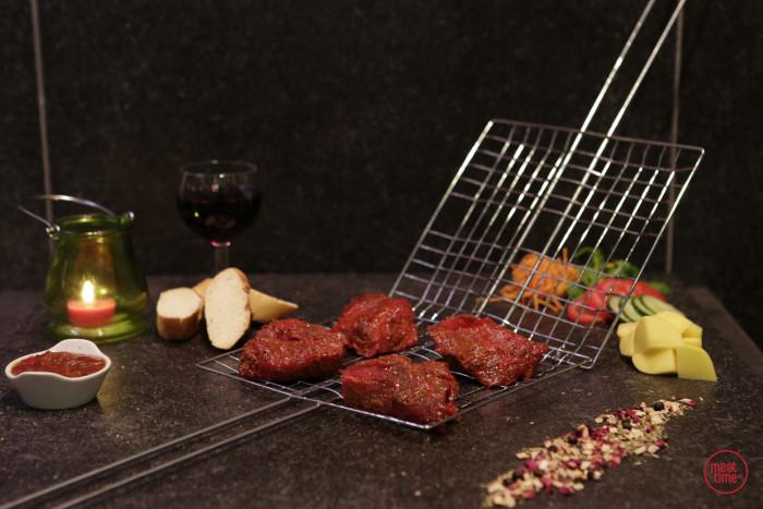 Gemarineerd biefstuk 100 gr BBQ - Fishtime