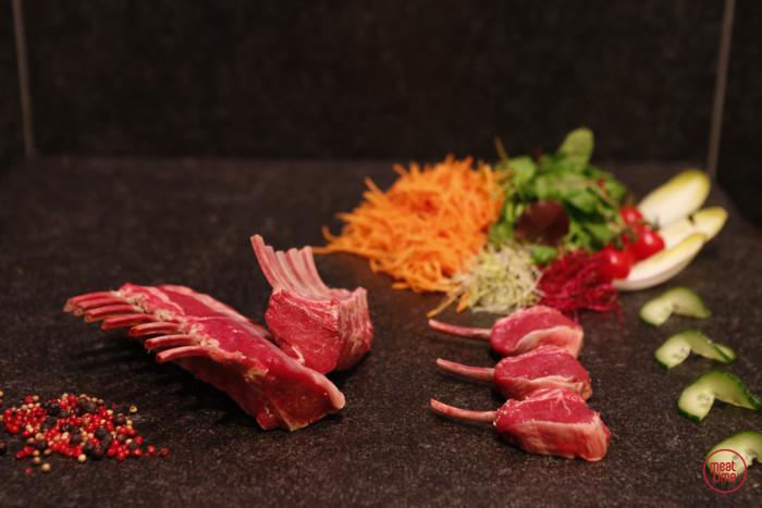 lamskroon 100 gr BBQ - Fishtime