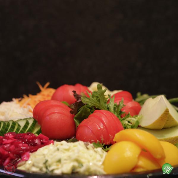 groenten BBQ - Fishtime